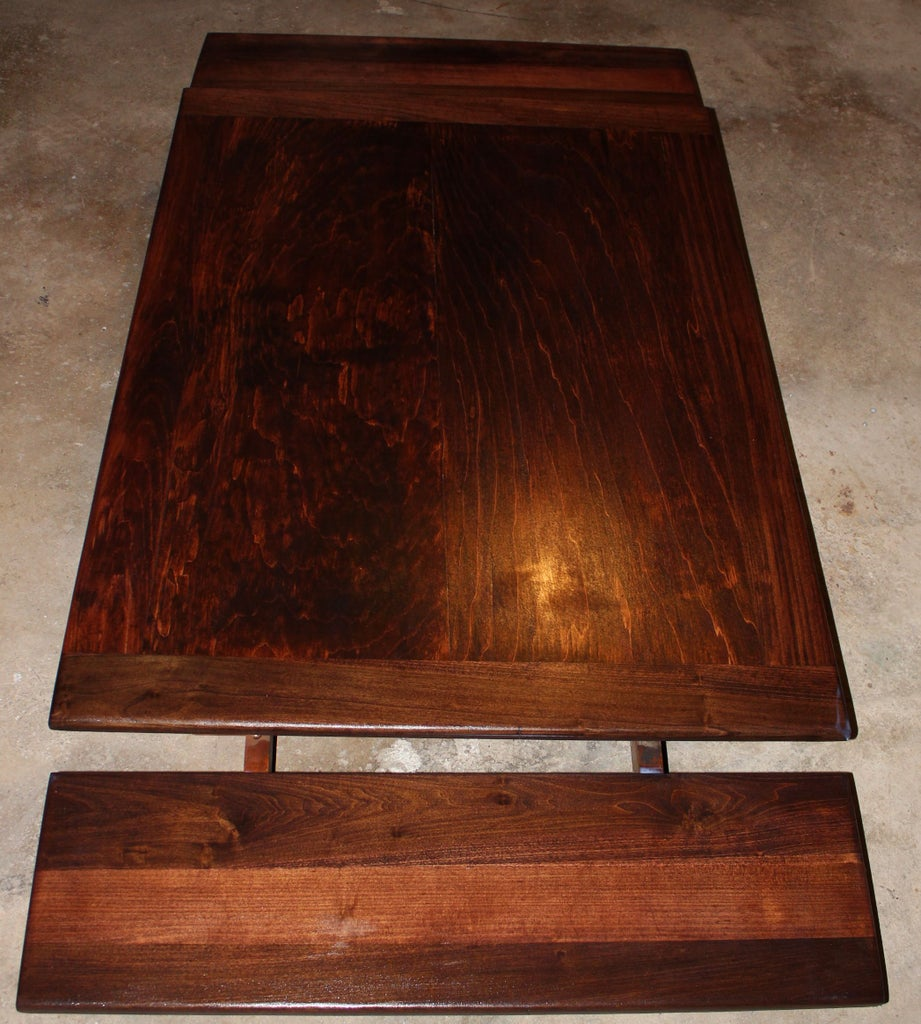 Refinishing a Tabletop