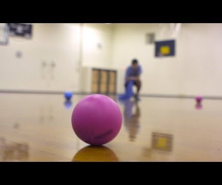 Creating a Dodgeball That Can Put Itself Away