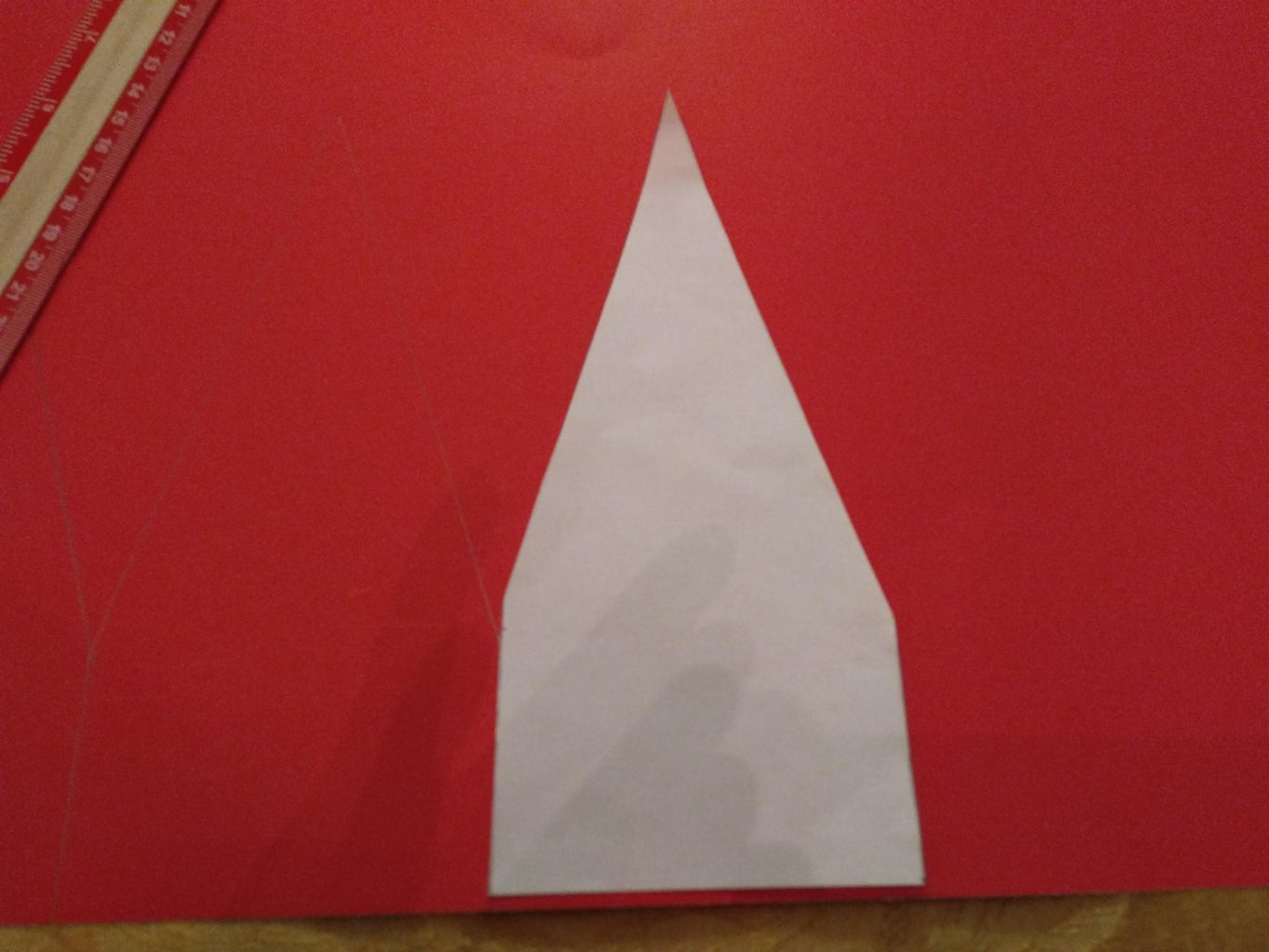 Mark Out Cardstock