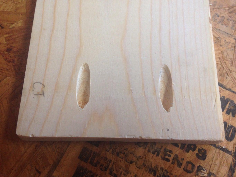 Drilling Pocket Holes