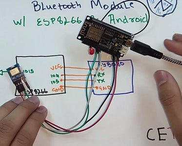 Setting Up the ESP8266