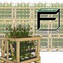 Cube Farm: a Modular, Open Source, Agriculture Platform