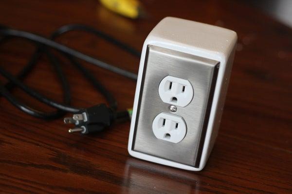 Desktop Power Outlet