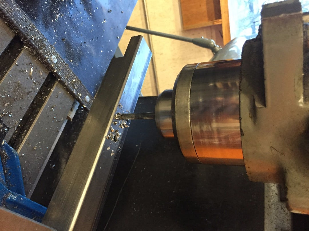 Drill Holes on Tubes