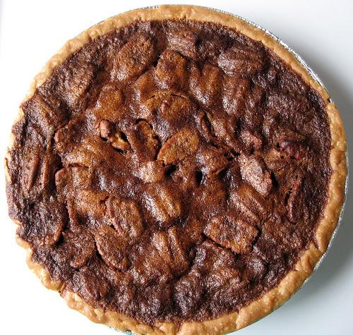 quick and easy pecan pie