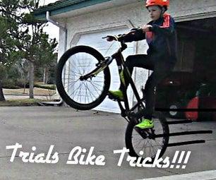 Trials Bike Tricks