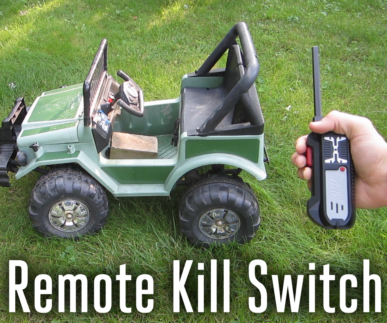 Remote Kill Switch