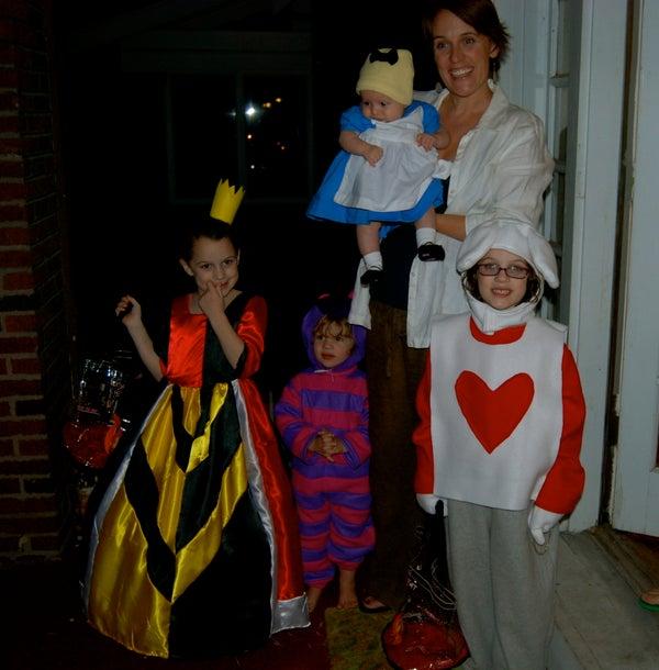 Mommymae's Halloween 2008