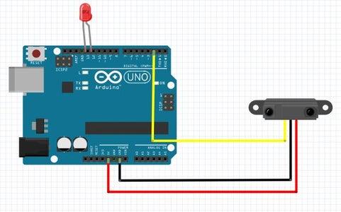 Testing the Sensor