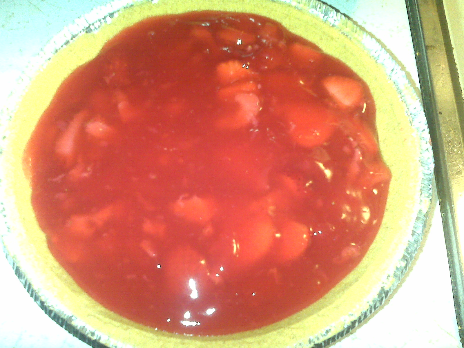 Mom's Best Strawberry Pie