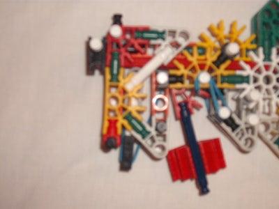 Knex Pistol: M.S.A