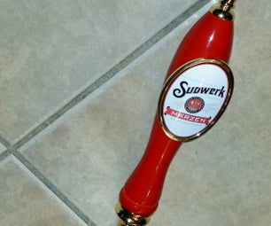 Beer Tap Handle Fire Iron (And Other Wonderful Tools!)