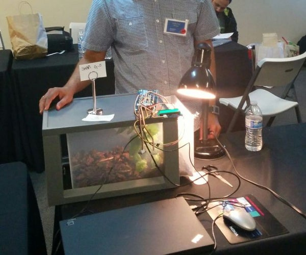 Smart Green House With Intel Edison and Microsoft Azure