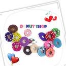 Plush Donut Shop Sewing Pattern