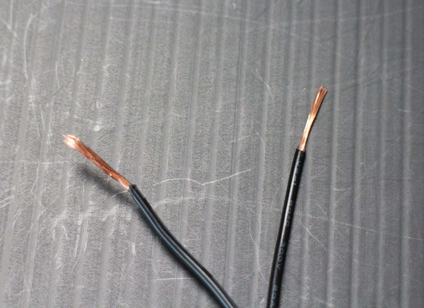 Assembly: Wire Electronics