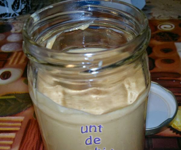 Peanut butter – Home made