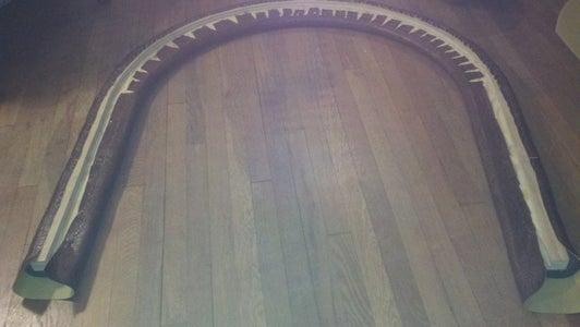 Upholster the Rail