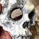 Super Real-look Concrete Skulls