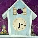 The Birdhouse Clock