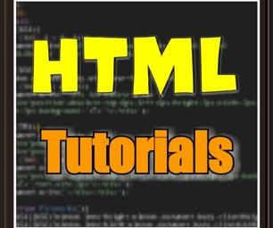 HTML Tutorials Part-1