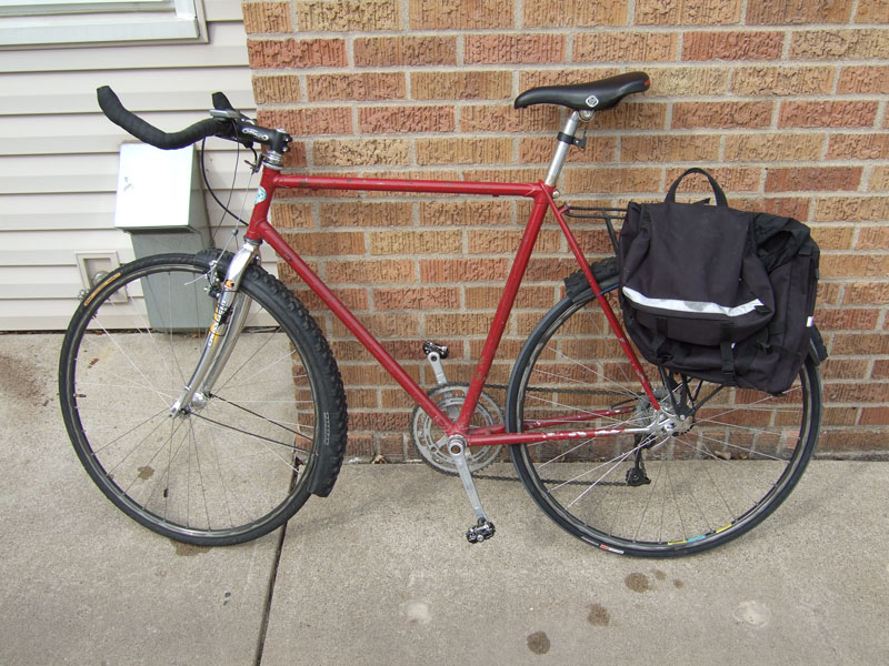 Bike fenders from recycled bike tires