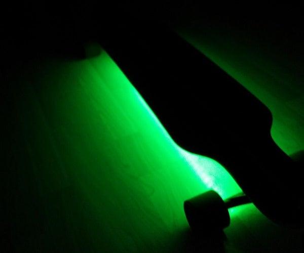 Longboard LED Lights
