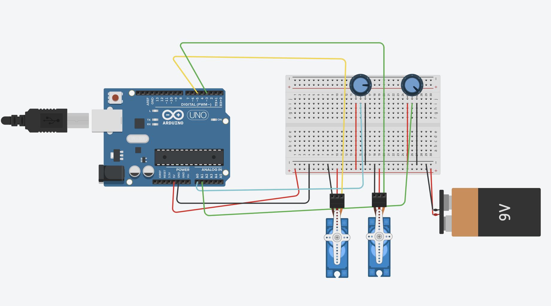 Circuitry & Code