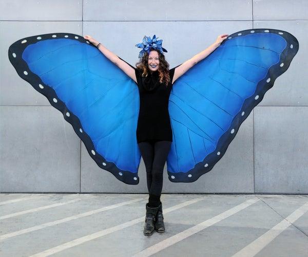 DIY Butterfly Wings