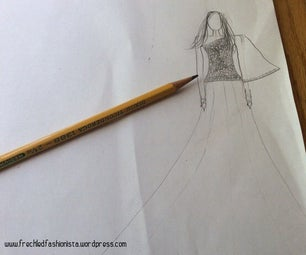 How to Draw a Fashion Design