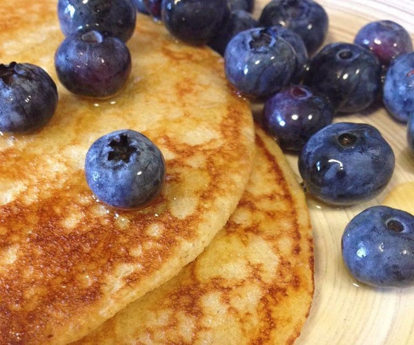 Wheatberry Pancakes
