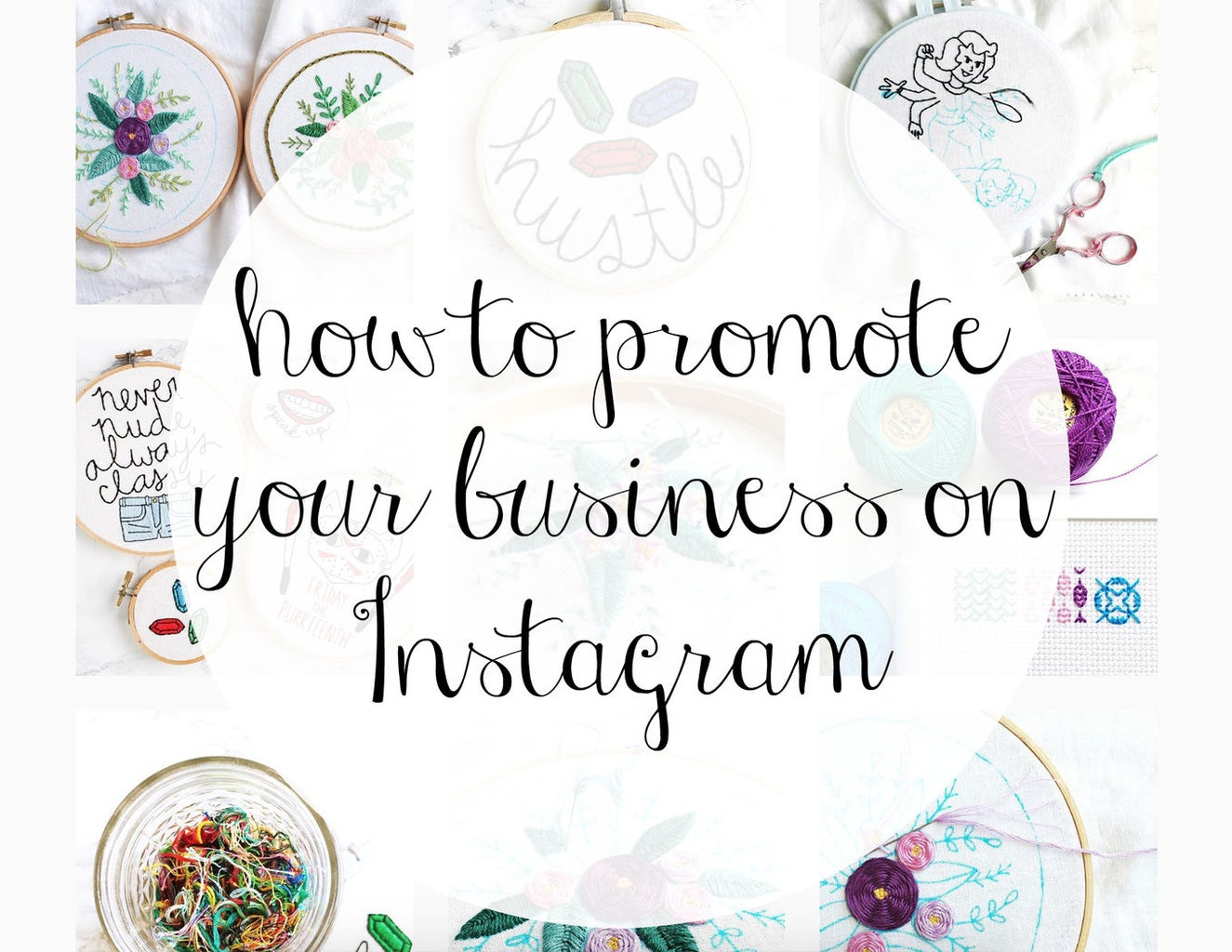 How to Promote Your Business on Instagram  20 Steps with Pictures ...