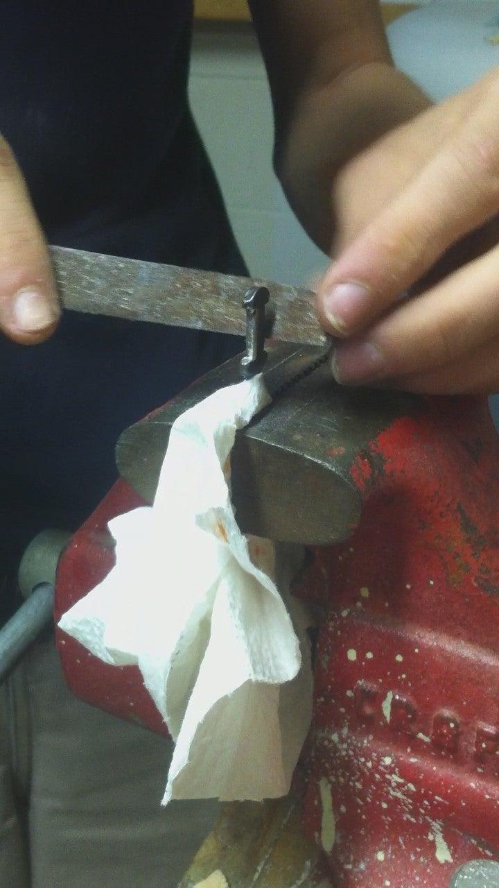 Making the Hilt