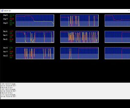 Arduino: MPU 6050 Getting It to Work!