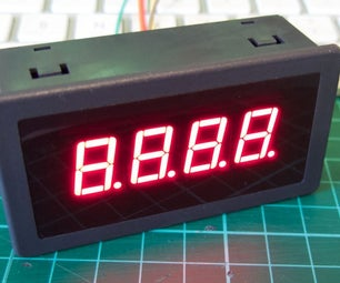 Tutorial – Arduino and Four Digit Seven Segment Display Module