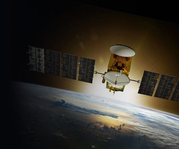 Remote Weather Monitoring and Ground Reception of Satellites Using SDR and Intel Edison