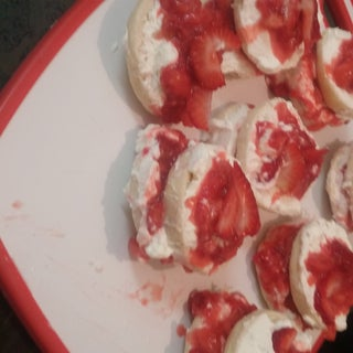 Breaking Tradition: REAL Strawberry Shortcake