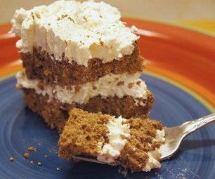 迷你巧克力天使蛋糕