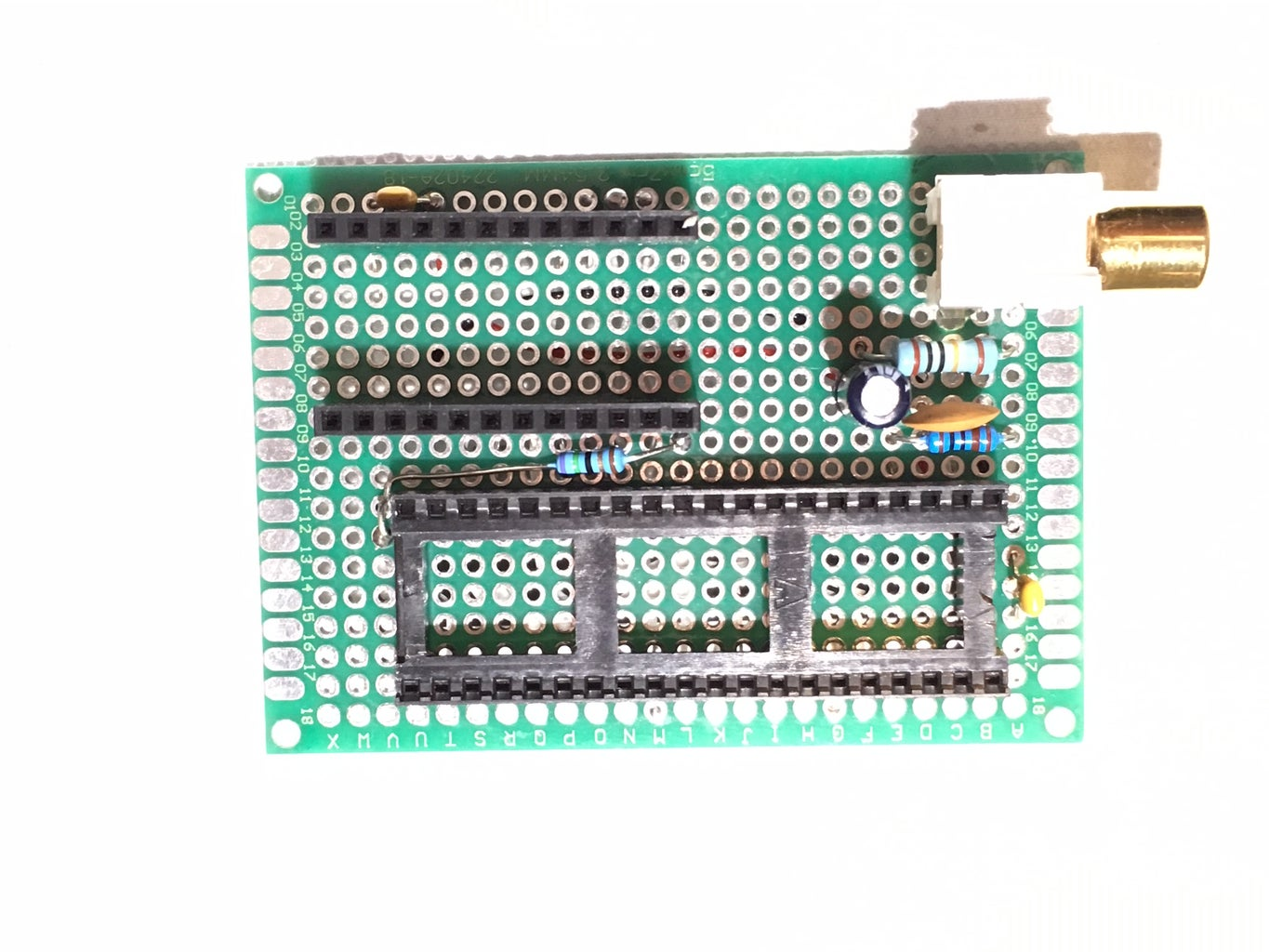Laying Out the Circuit Board