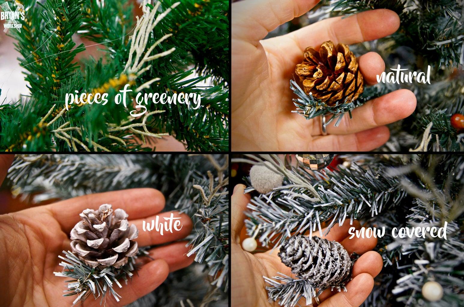 The Tree Decorations!