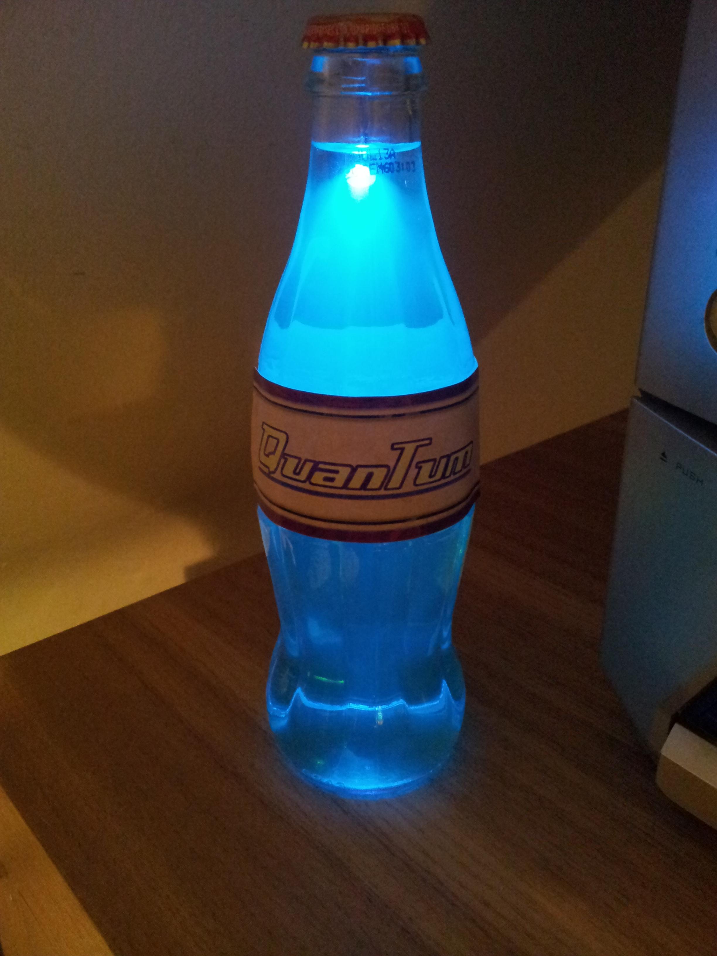 Make Nuka-Cola Quantum