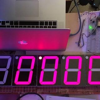 7 Segment Display TPIC6B595.JPG