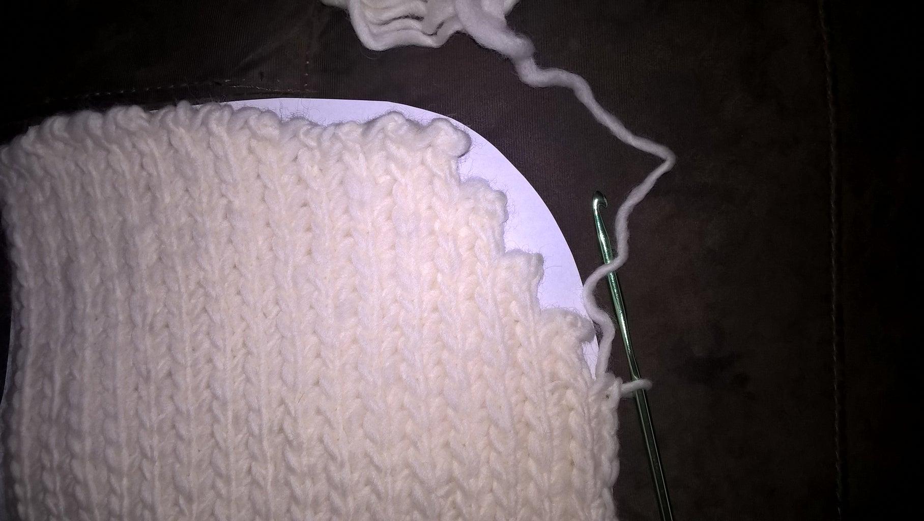 Crocheting Your Hoodie