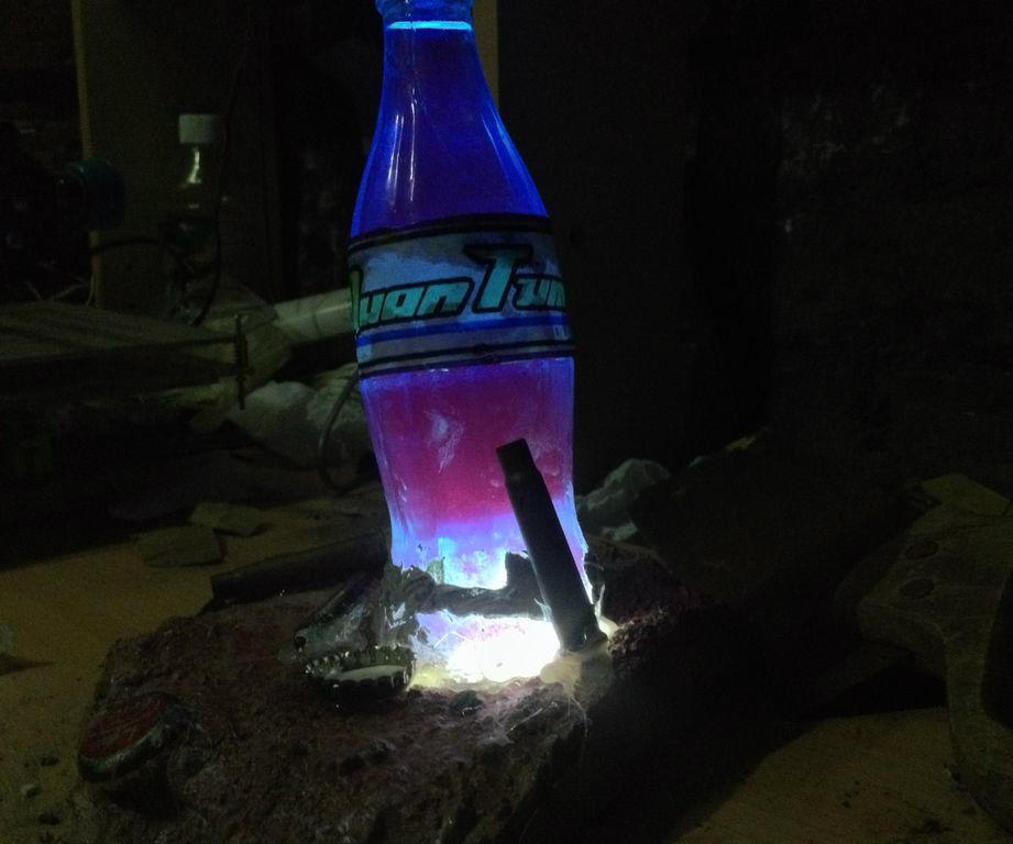 Fallout Nuka Cola Quantum Light