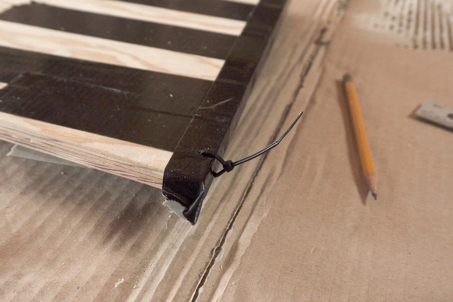 Zip Ties and Duct Tape