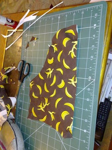Cut Out the Fabric