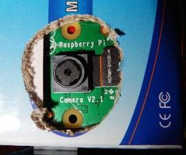 (Ra)Spy-Bot - the Mini Video-Recording Robot