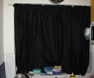 Curtain Making for Dummies - by a Dummy