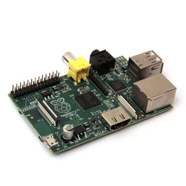Raspberry Pi Challenge