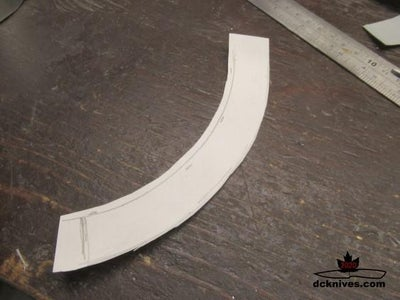 Making the Vanes