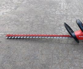 Black and Decker Hedge Hog HS2400 Type 1 24-inch Hedge Trimmer Cutting Bar Repair